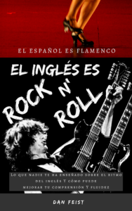 el español es flamenco. el inglés es rock n' roll. ebook. lanzamiento