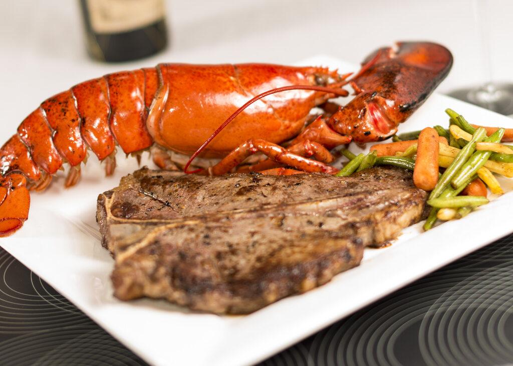 meat n' seafood, pronunciación