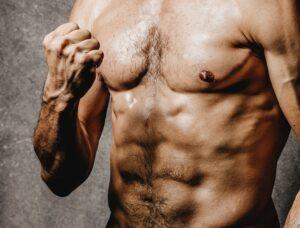 El truco a una buena pronunciación es contraer los músculos centrales